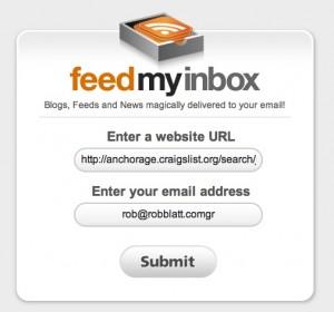 Feed My Inbox